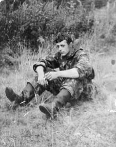 1981 Игорь Латышко в армии