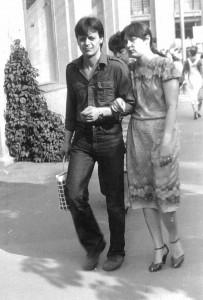 Игорь Латышко с женой Ириной