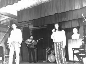 1985 группа Гостинный двор